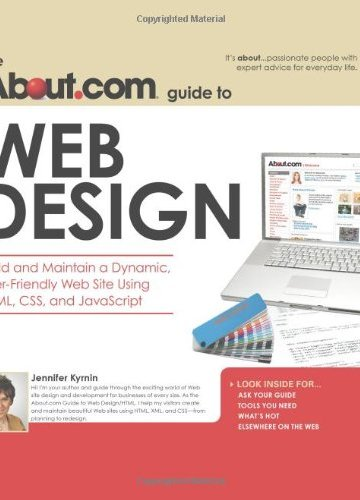 About.com Guide to Web Design