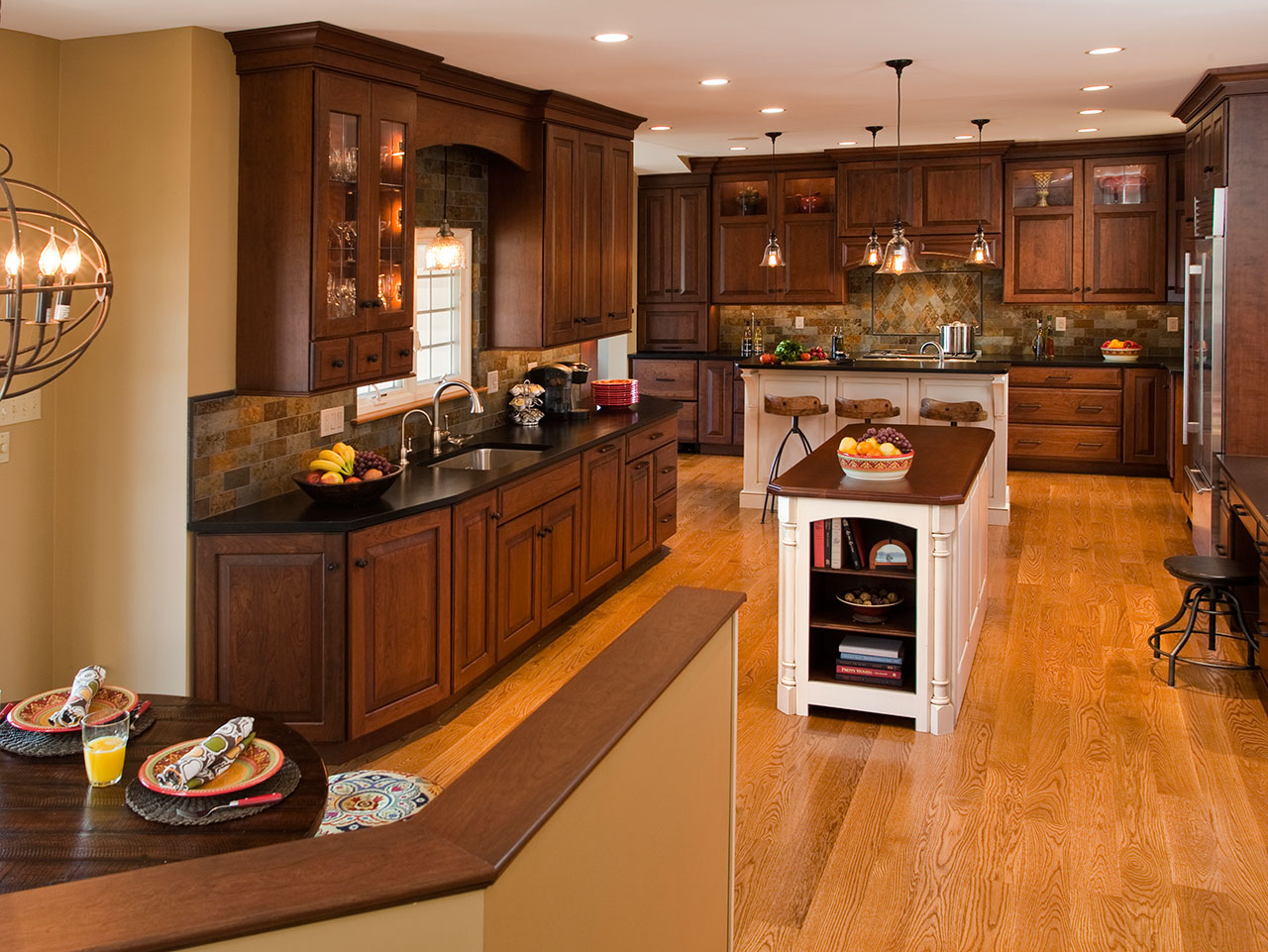 Traditional Kitchens Designs Amp Remodeling HTRenovations