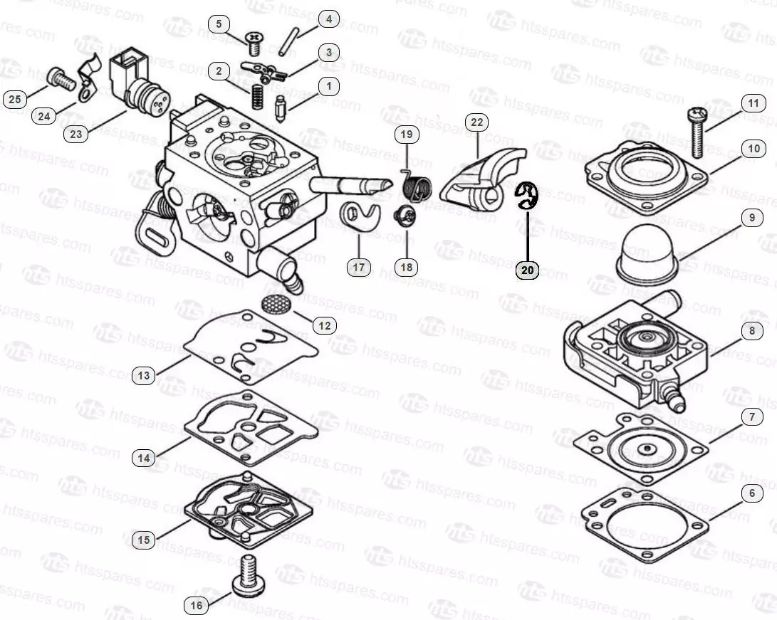 Wacker Wp Aw Parts Diagram Clutch