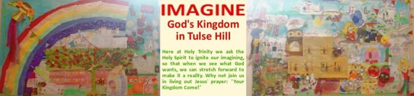 Imagine God's Kingdom in Tulse Hill