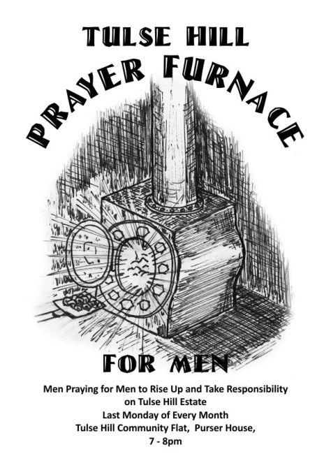 Tulse Hill Prayer furnace