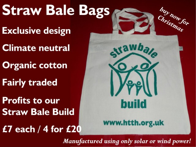 straw bale bags