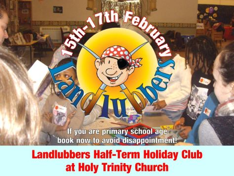 Holiday Club Advert
