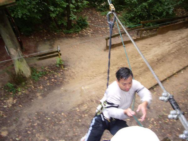 <strong>Photos souvenirs de la sortie au parc Aventureland</strong> <strong>(Val d'Oise)</strong> <strong>le dimanche 30 juillet 2006</strong>