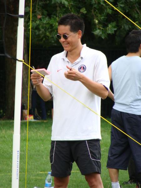 Voici les photos souvenirs de la 5e édition du Tournoi de Volley de l'Association qui a eu lieu le 31 août 2008 à la base de loisirs de Créteil.