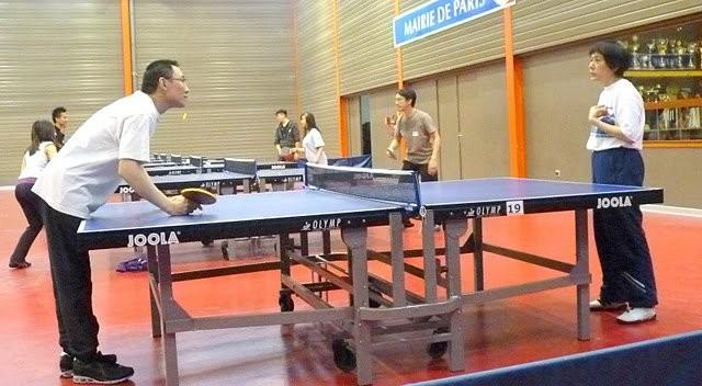 Tournoi Tennis de Table 2011