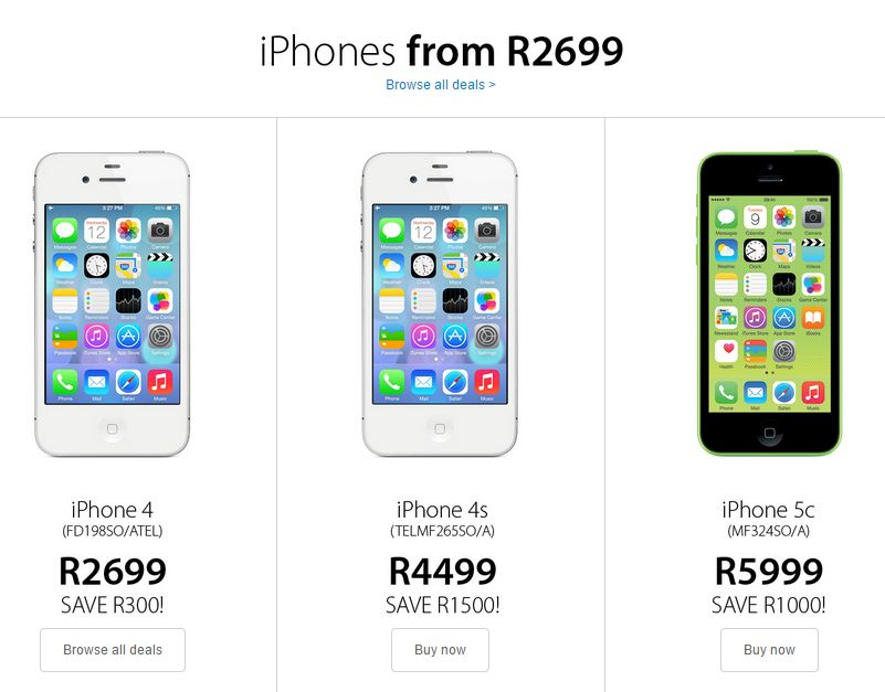Cheapest Iphone  Uk