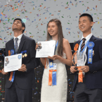 Aeroplane air quality, HIV testing kits win big at international science fair prize