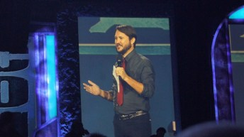 Will Wheaton made an apparence.