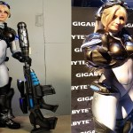 This awesome 3D printed armour took 500 hours to make
