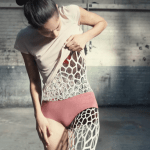 See The Chemical Brothers' new video turn a woman into a 3D print