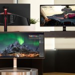 LG's new ultra wide monitors are made for gamers and artists