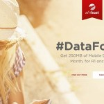 Afrihost is practically giving away 250MB of data a month for R1