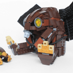 Build your own tiny LEGO BioShock toys