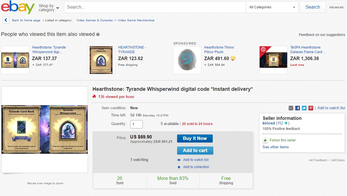 how to buy hearthstone packs without credit card