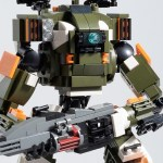 BT-7274 from Titanfall 2 has been turned into an excellent LEGO build