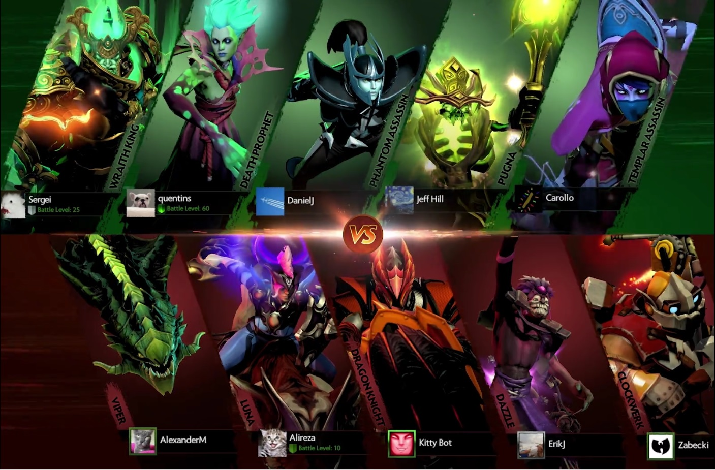 DOTA 2 Gets a Massive 7.0 Update