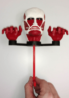 Attack on Titan 3D Print Pic 5