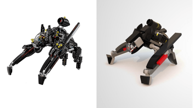 How to make your own mini Scuttler from The LEGO Batman Movie - htxt ...