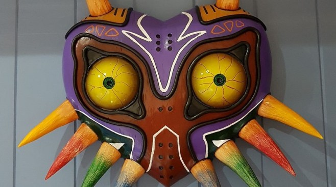The Legend of Zelda Majora's Mask Replica Header Image