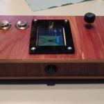 Classic Intellivision games remade on this wooden Game Boy Arduino clone