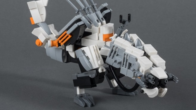 Instructions to build your own lego thunderjaw from horizon zero instructions to build your own lego thunderjaw from horizon zero dawn htxtrica malvernweather Image collections