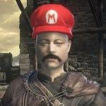 Super Mario Odyssey meets Dark Souls 3 in this fanmade Mashup video