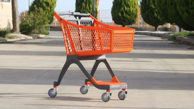 Chat Find Stock Trolley Image