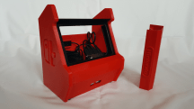 Nintendo Switch 3D Printed Arcade Cabinet Pic 7