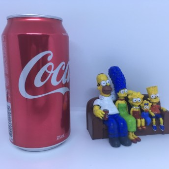The Simpsons 3D Printed Couch Pic 3