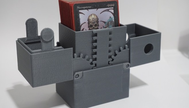 Magic: the Gathering 3D printed Deck Box