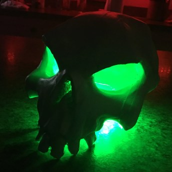 Sea of Thieves Foul Bounty Skull 3D Print 5
