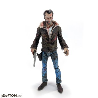 Rick Grimes The Walking Dead 3D Print 5