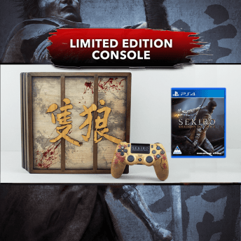 Sekiro Shadows Die Twice Contest PS4
