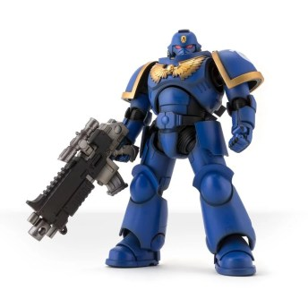 Bandai Primaris Intercessor Space Marine Action Figure 1