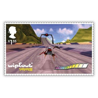 Royal Mail Videogame Stamps 3