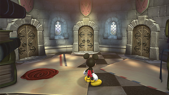 Remake de Castle of Illusion