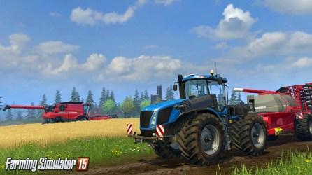 Farm Simulator 15