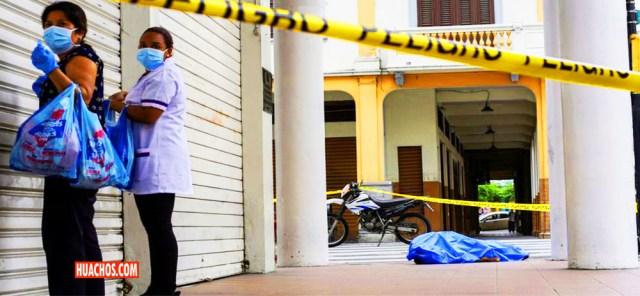 n Guayaquil (Ecuador) los cadáveres están tirados en la calle | VIDEO