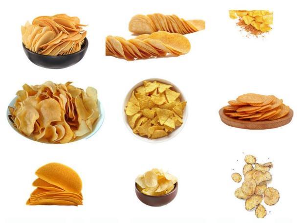 High efficiency chips seasoning powder mixer peanut flavoring machine