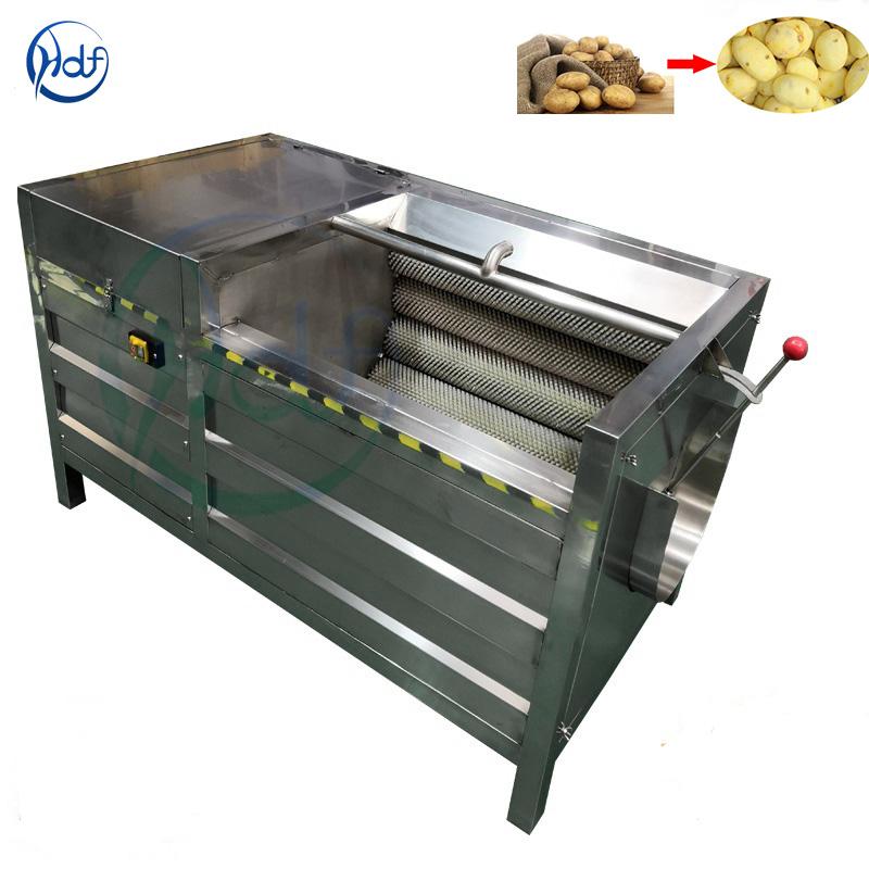 root vegetable peeling machine