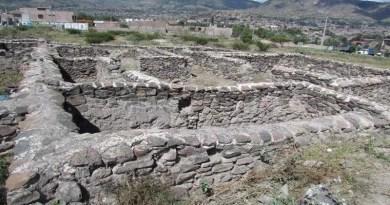 Centro Arqueológico de Conchopata en Huamanga Ayacucho
