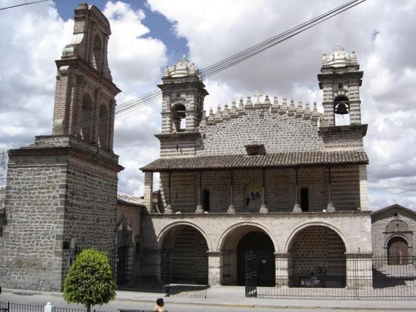 Iglesia y Convento de Santo Domingo| El Convento fue fundado en 1548