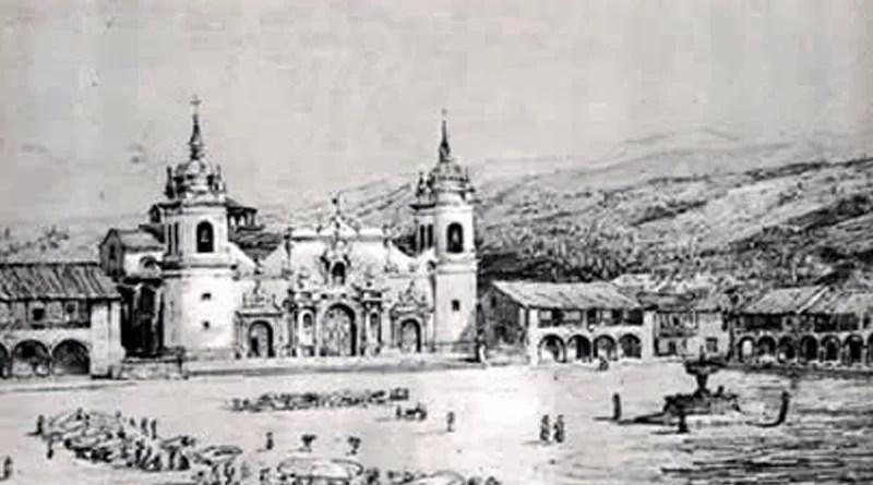 Huamanga Ayacucho conocida ciudad de las 33 Iglesias