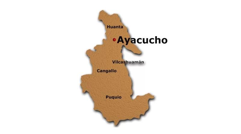 Turismo en el Departamento y Región de Ayacucho