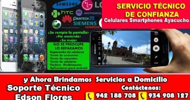 Compra online Celulares y Smartphones Ayacucho Perú Huanta