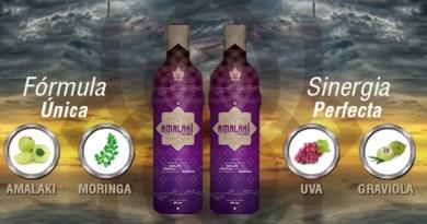 Nutraceutico Bebida Formulada Teoma Amalaki Propiedades Antioxidantes