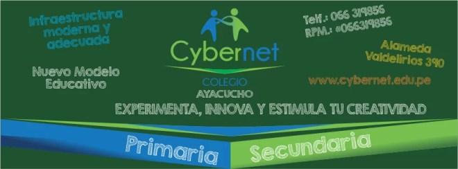 Colegio Cybernet en Ayacucho Alameda Valdelirios 392