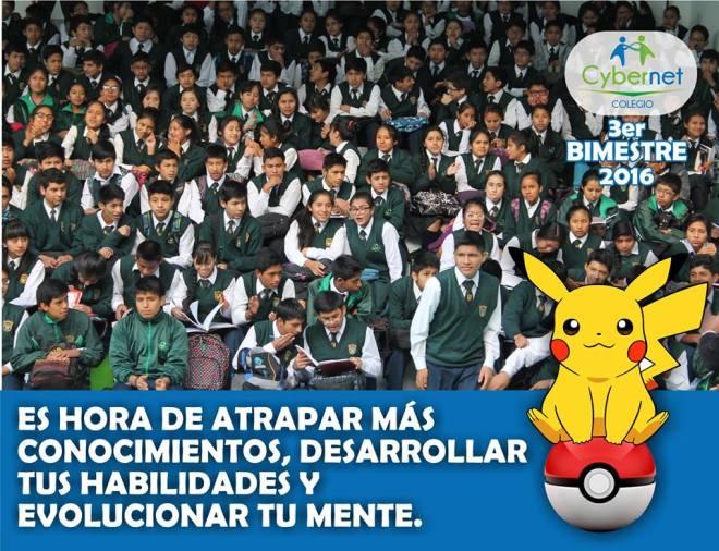 Colegio Cybernet en Ayacucho Alameda