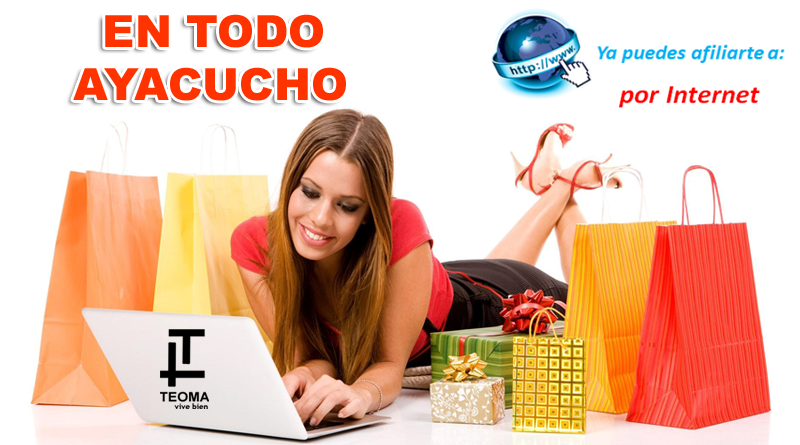 Afiliate a Teoma en Ayacucho y todo el Perú